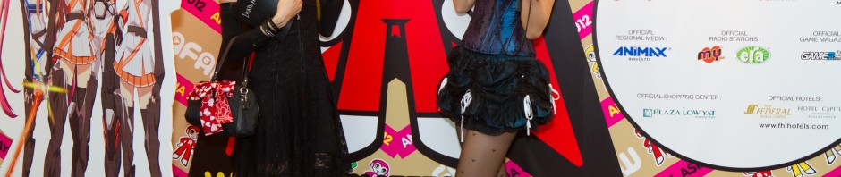 AFA signboard with Misa