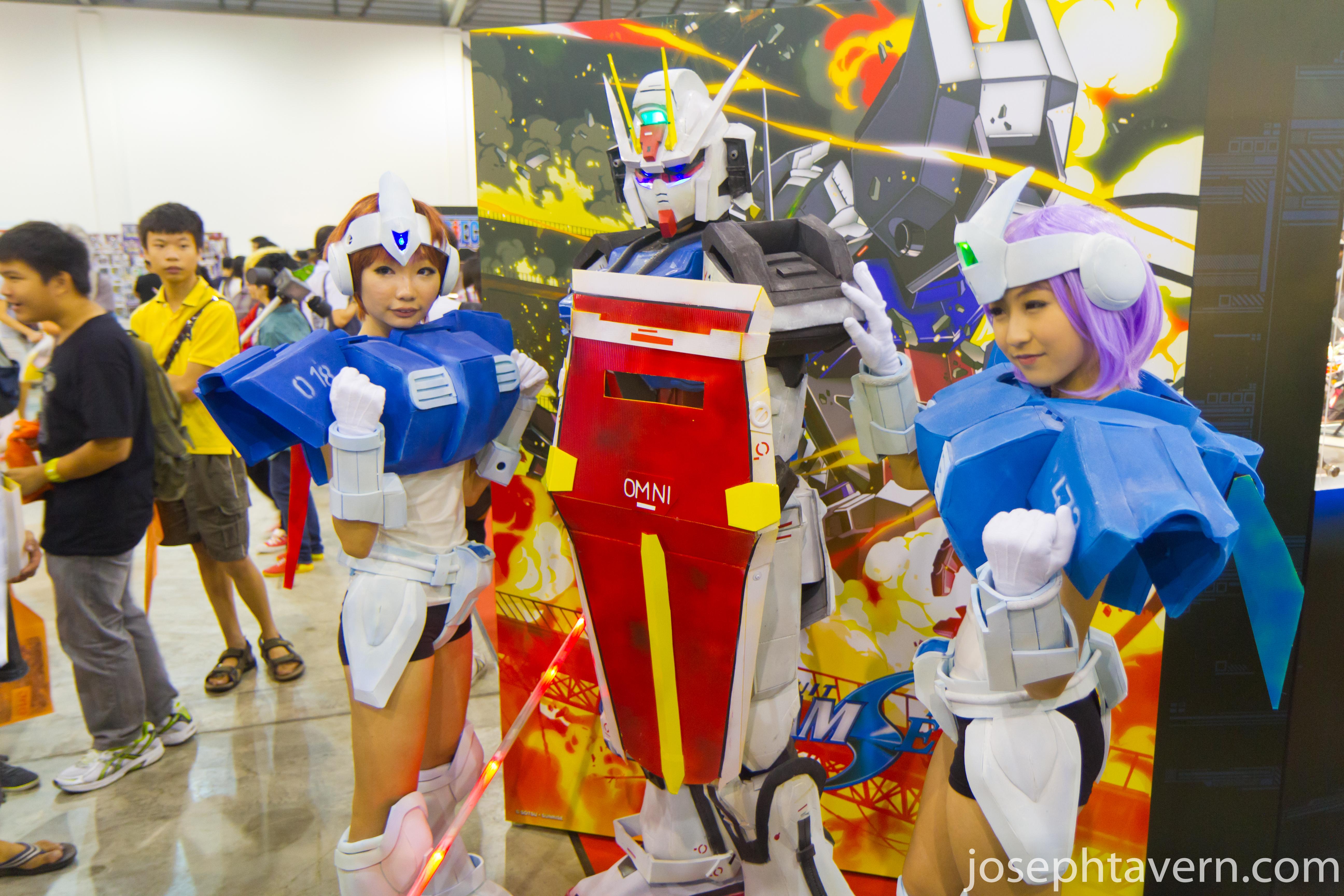 Lucky Gundam