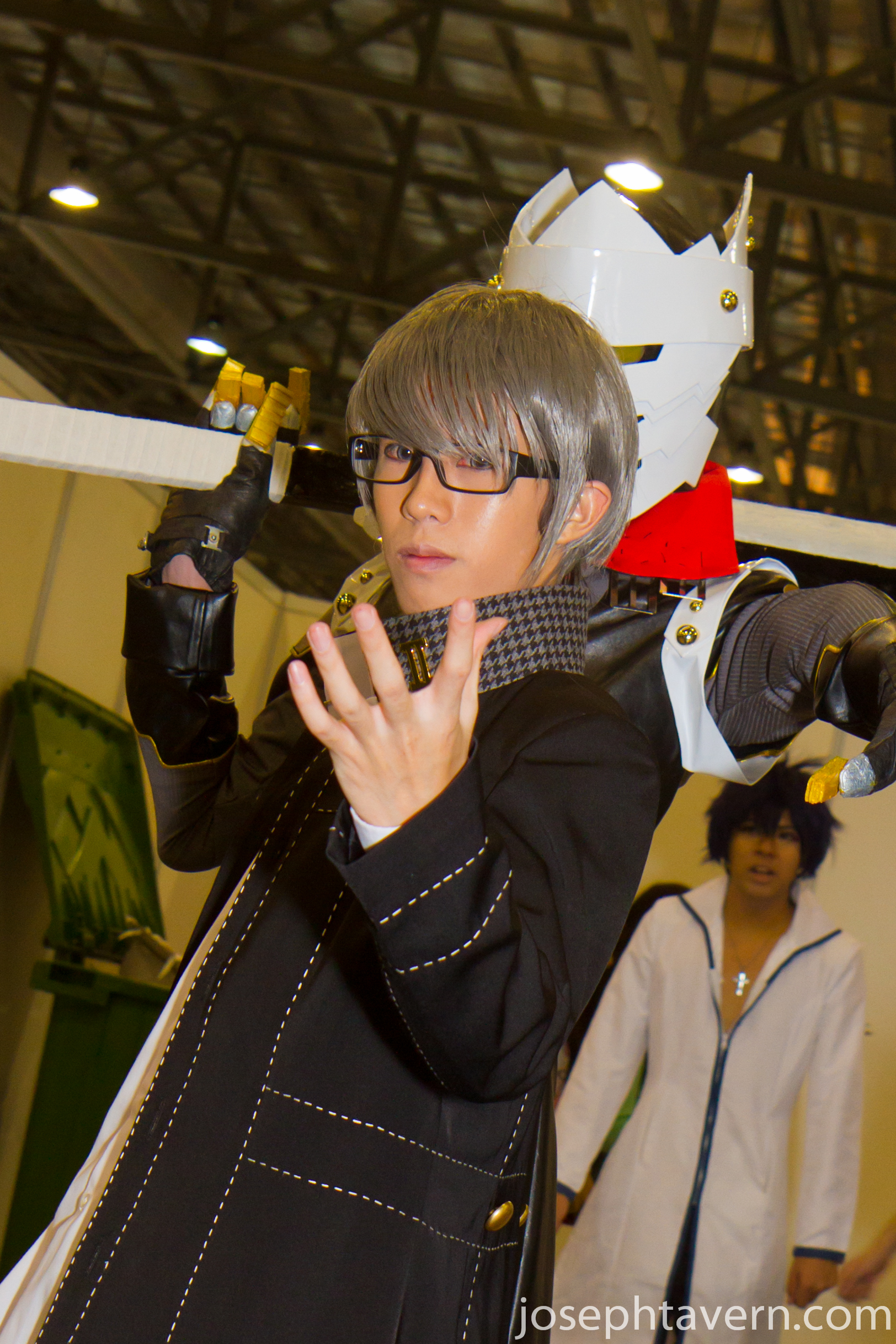Yu Narukami and Izanagi