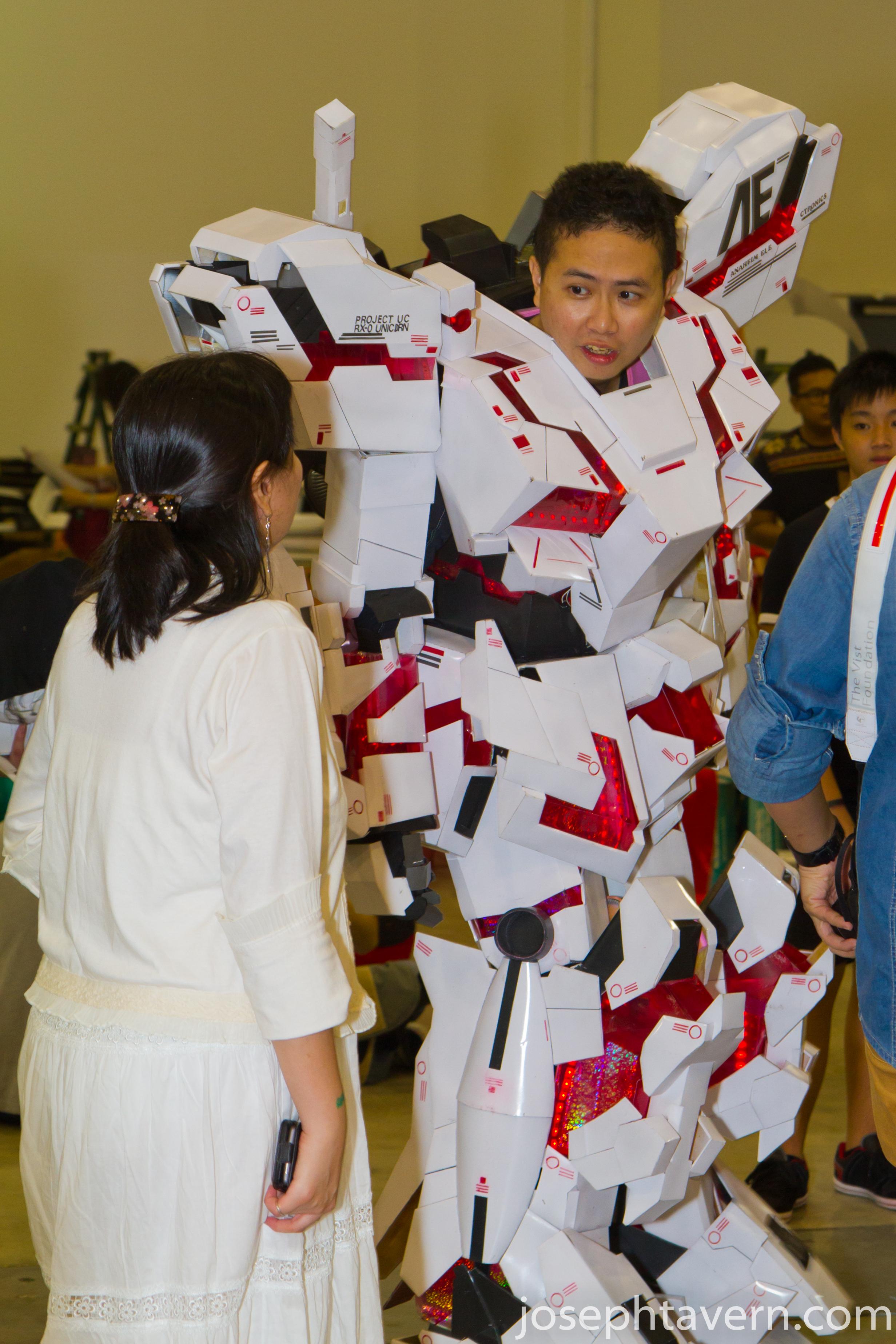 Mr Unicorn Gundam